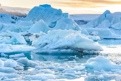 Ученые: без морского льда Арктика может растаять