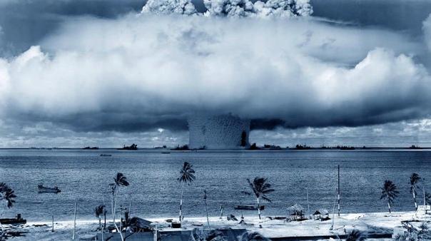 4 малоизвестных места в мире с убийственной радиацией, в которой виноват человек