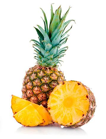 9 причин, чтобы начать есть ананас