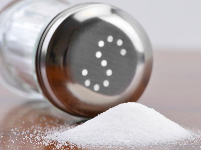 Дефицит соли - вреднее, чем злоупотребление