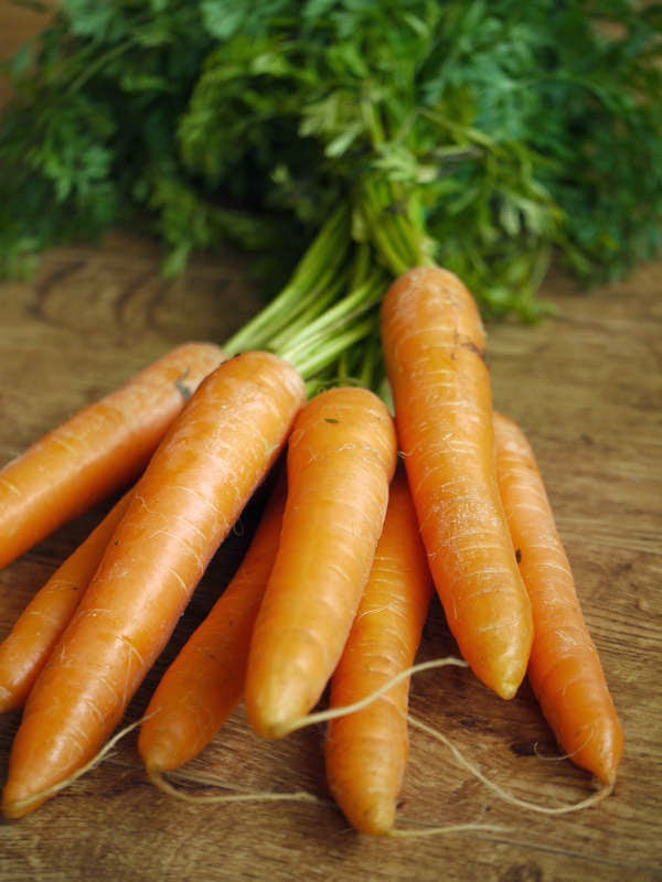 10 продуктов с высоким содержанием витамина А.