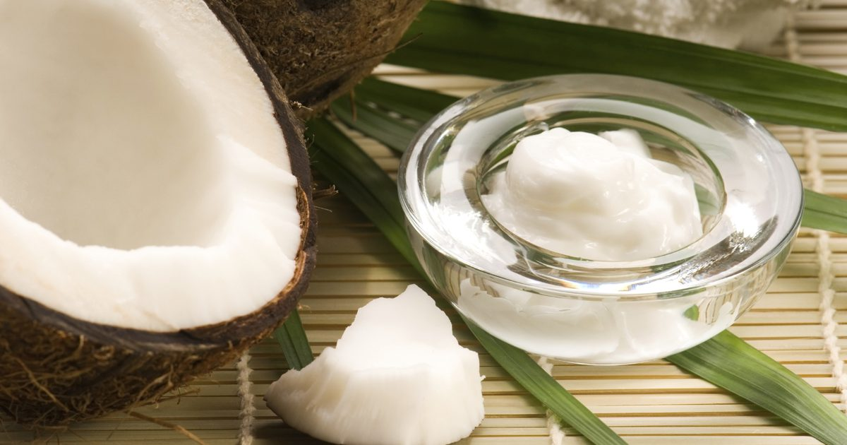 Удивительная польза для здоровья от кокосового масла