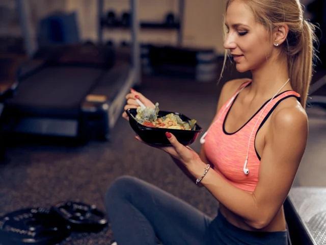 Что есть до и после тренировки для лучшего эффекта?