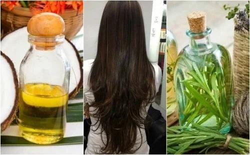 Домашнее средство для стимулирования роста волос