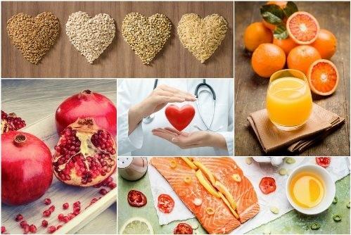20 продуктов, очищающих артерии от токсинов