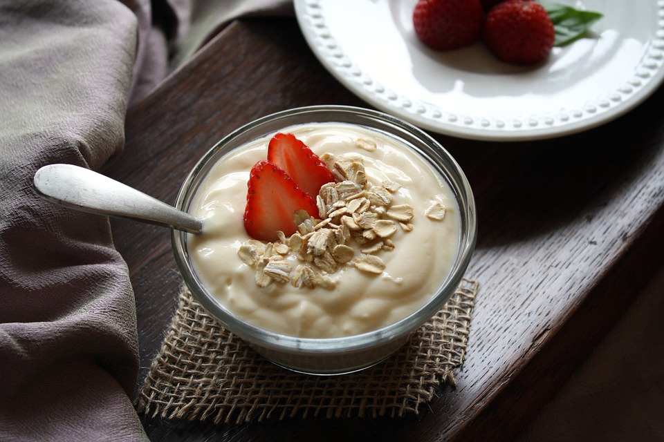 Йогурт - секрет красоты француженок