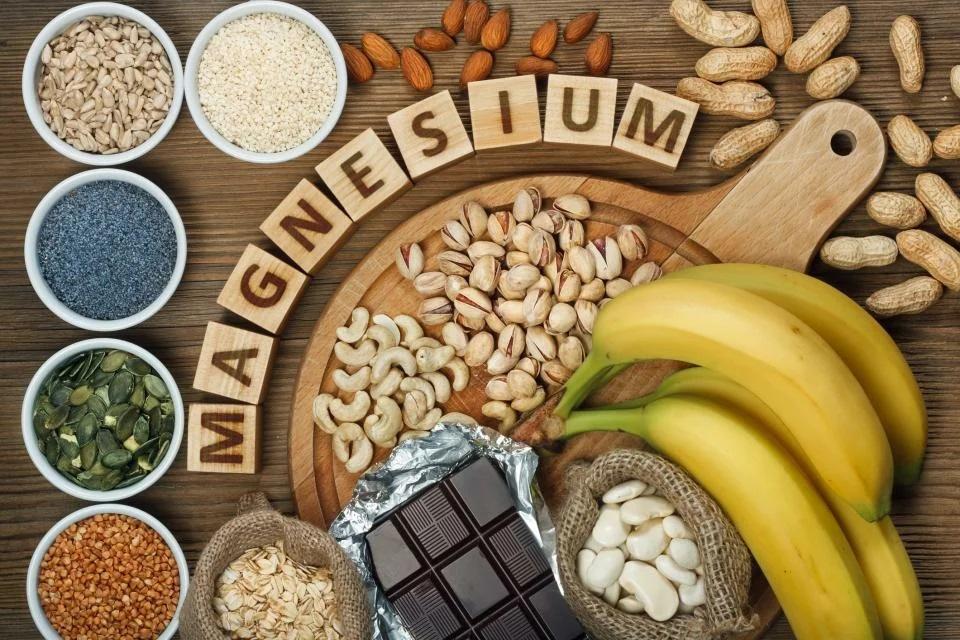 Какие продукты наиболее богаты магнием?