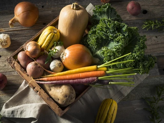 10 осенних продуктов для здоровья и иммунитета
