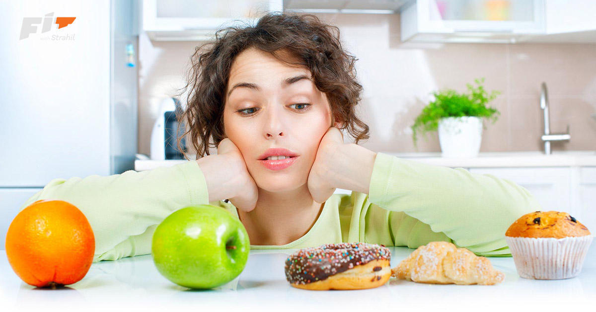 Как контролировать голод и аппетит? 10 полезных советов
