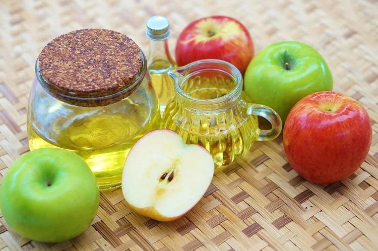 Яблоки и оливковое масло очищают легкие