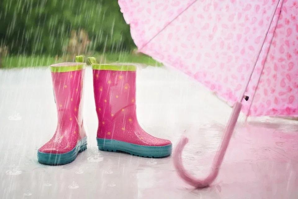Когда идет дождь, откройте окно. Здоровье придет!
