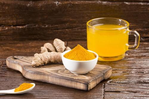 Полезный чай с куркумой - лекарство с Востока