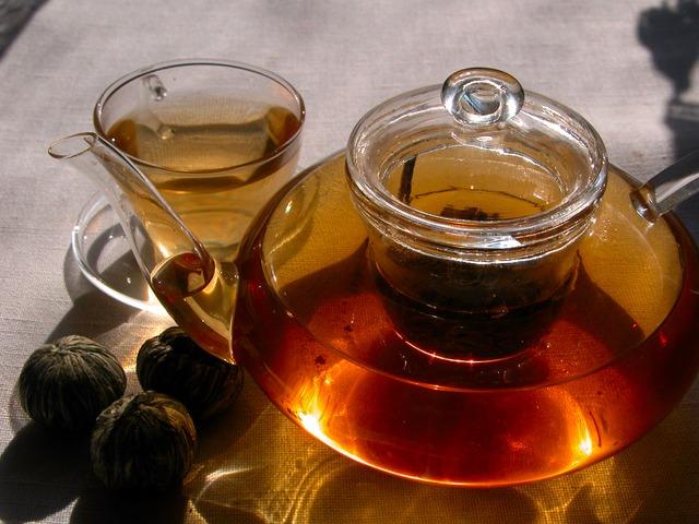 5 видов чая для нежной и красивой кожи