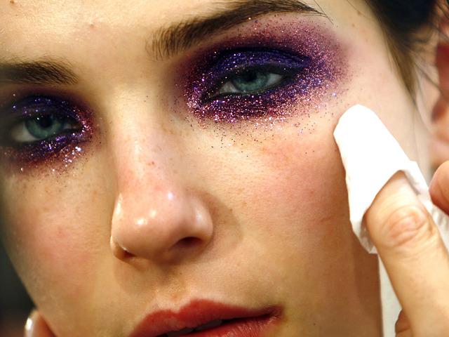 Тени по цвету глаз