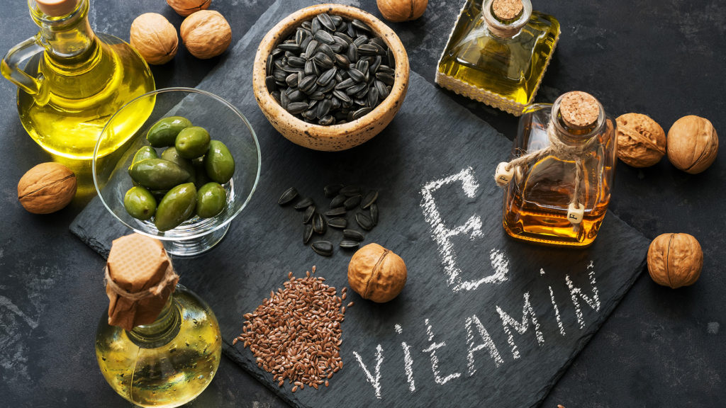 Витамин E: преимущества витамина E для кожи и волос + признаки дефицита