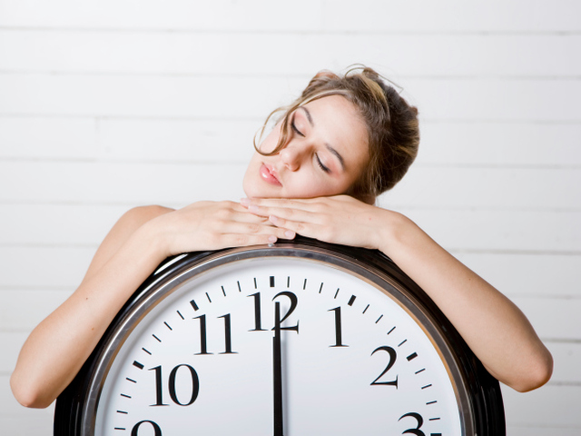 Недостаток сна - причина быстрого старения