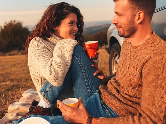 6 пар знаков зодиака, у которых самые страстные отношения