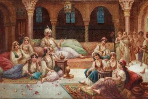 Османский гарем - секреты и мифы