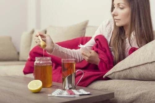 Три средства от гриппа с медом