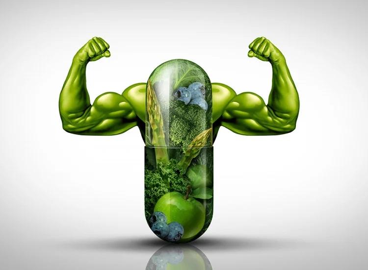 Самый мощный витамин, который может защитить нас даже от суперинфекций