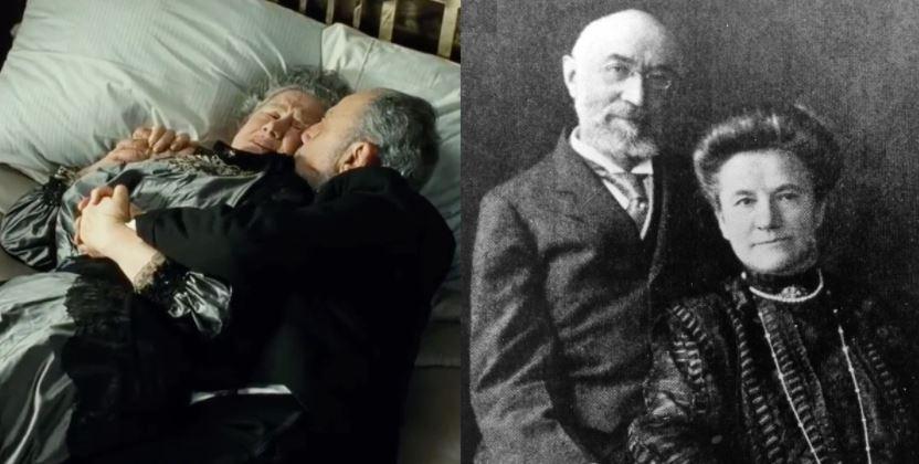 Подлинная история обнимающейся пожилой пары из фильма «Титаник».