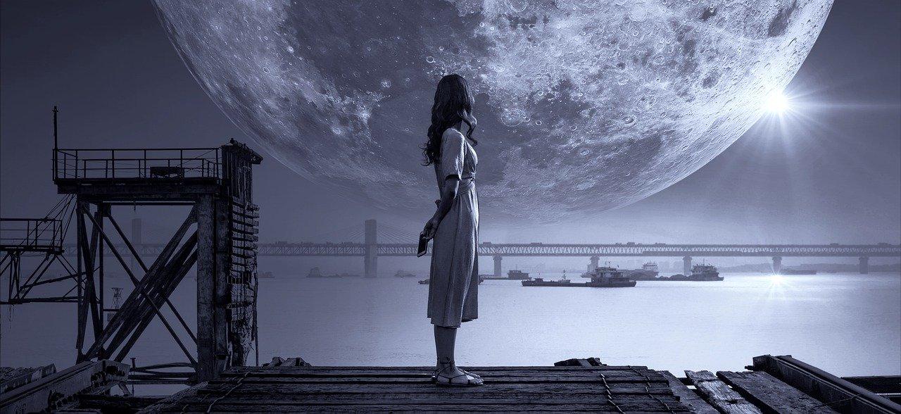 Воздействие Луны на человека в восьми лунных фазах