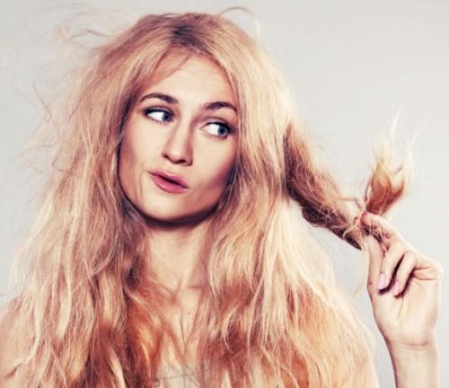 Как ухаживать за ломкими и сухими волосами?