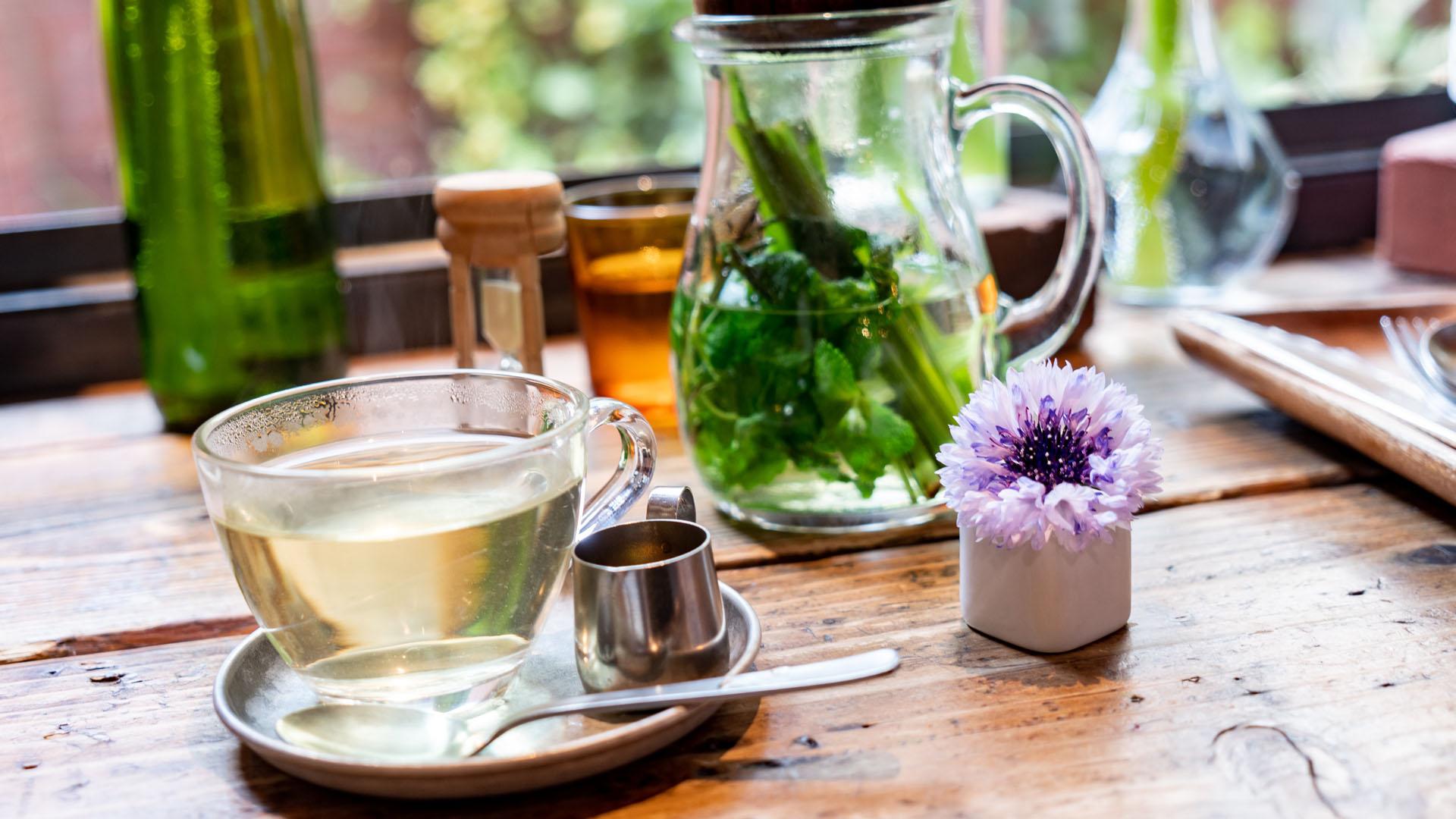 8 здоровых напитков, способствующих похудению