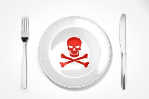 Опасные ингредиенты в пище