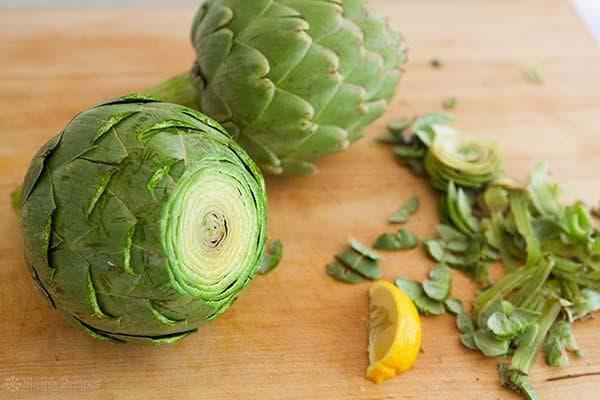 10 овощей с высоким содержанием клетчатки