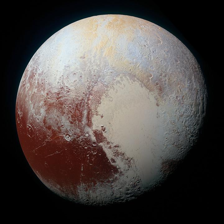10 интересных фактов о Плутоне