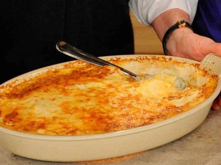 Рецепт картофельного суфле - супер вкусно!