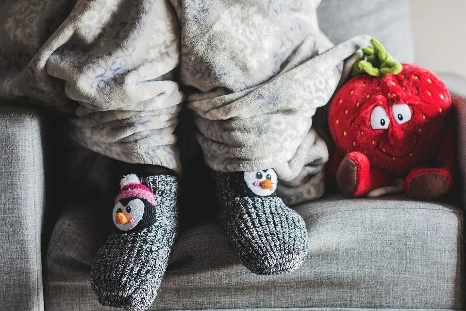Полезно ли спать в носках?