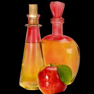 Как удалить синяки и отеки с помощью натурального яблочного уксуса