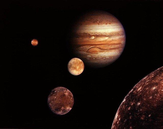 10 интересных фактов о Юпитере