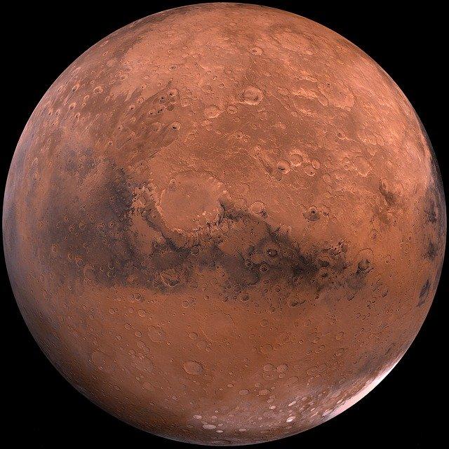 10 интересных фактов о Марсе
