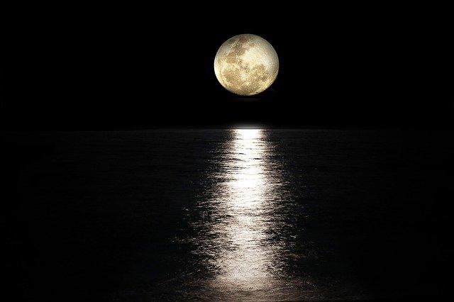 10 интересных фактов о Луне