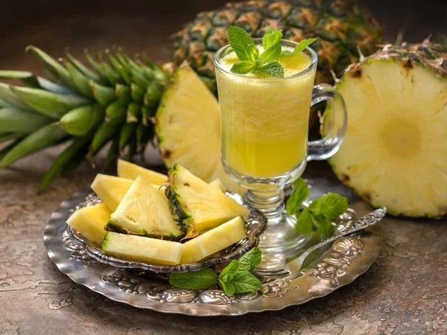Ешьте ананас для молодой кожи, здорового сердца и плоского живота