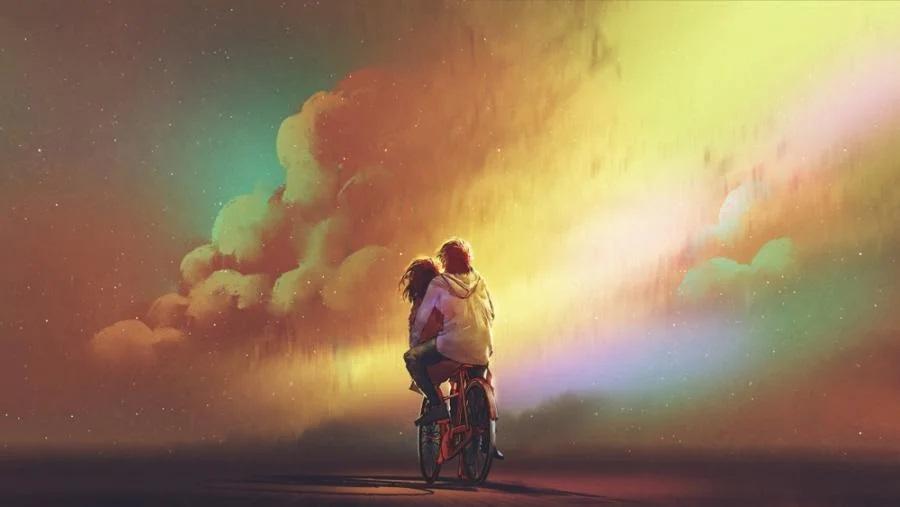 """10 """"случайно услышанных"""" историй, доказывающих, что любовь действительно существует"""