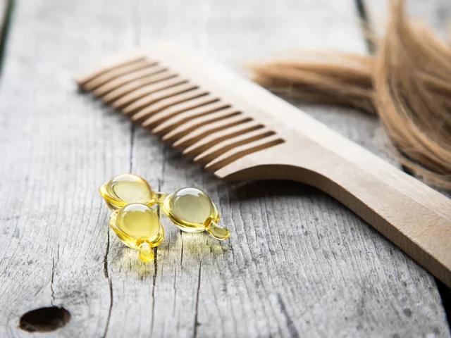 5 витаминов от выпадения волос