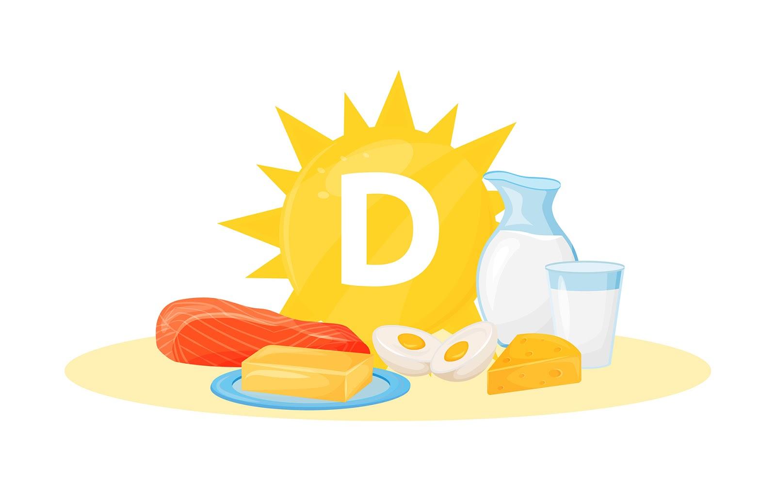 Чем заменить витамин D, который мы получаем от солнца