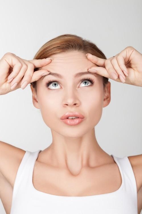 Йога для лица - стирайте морщины с помощью 5 простых упражнений