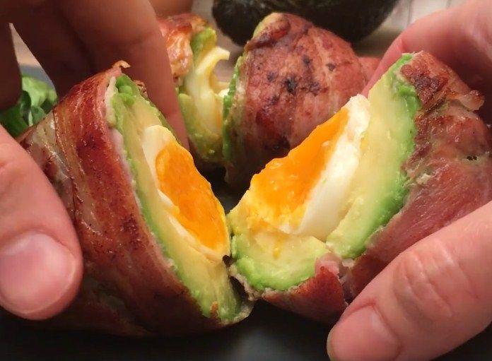 Простые рецепты с авокадо.