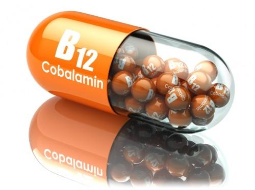 Симптомы дефицита B12